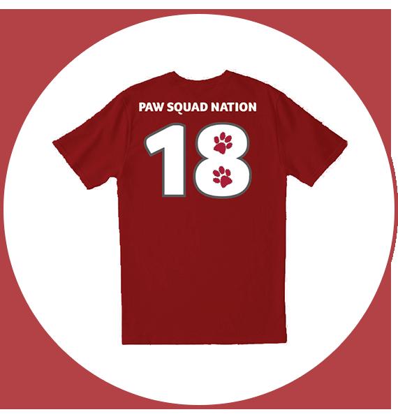 One team one shirt